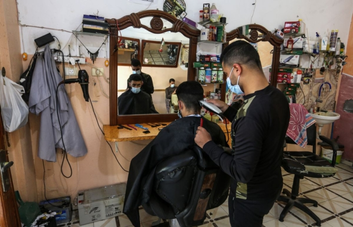Il coronavirus a Gaza tra rassegnazione e fame