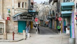 Religiosi dalla Terra Santa: «Non dimenticate i palestinesi!»