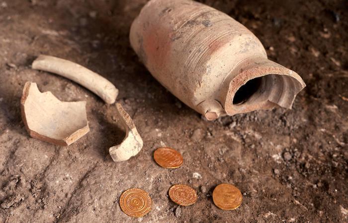 A Gerusalemme trovate monete che raccontano di mille anni fa