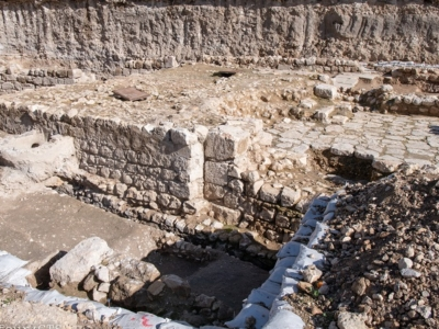 Un antico bagno rituale scoperto al Getsemani