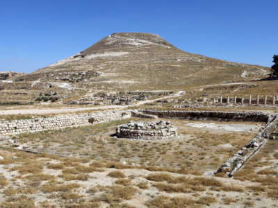 Nuove scoperte all'Herodion, il mausoleo di Erode