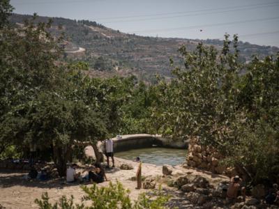 L'espansione suburbana minaccia i dintorni di Gerusalemme