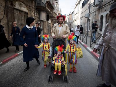 <i>Purim</i>, le sorti di un destino rovesciato