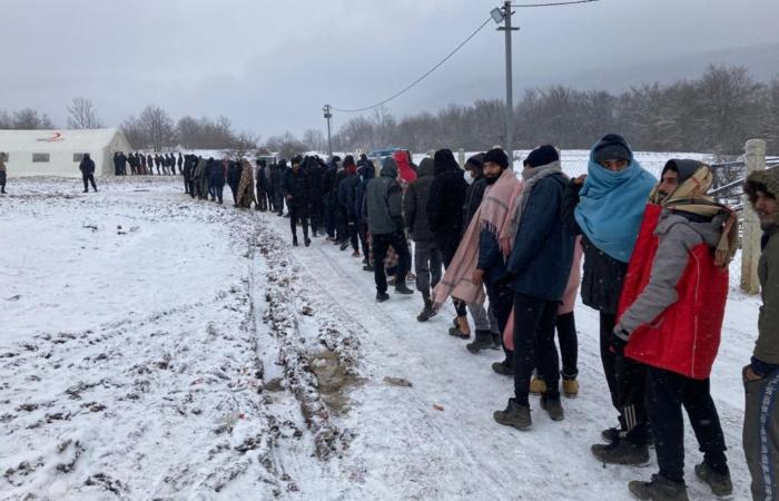 Migranti, diritti violati lungo la rotta balcanica
