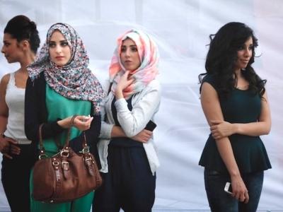 Palestinesi tra moda e modestia