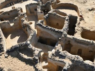 È in Egitto uno dei più antichi monasteri del mondo?