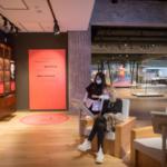 Nuova sala del Museo Anu a Tel Aviv Israele