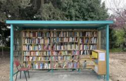 A Gerusalemme la prima biblioteca di strada trilingue