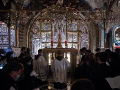 La Passione di Cristo al Santo Sepolcro