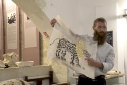 Lo scriba Kalman e le Scritture che diventano arte
