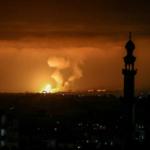 Bombardamenti su Gaza 10 maggio 2021