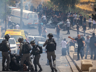 Tensioni al culmine a Gerusalemme