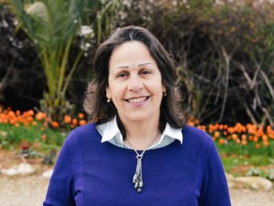 Rita Boulos, prima sindaca araba dell'Oasi di pace