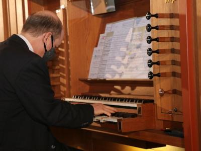 Brani del <i>Terra Sancta Organ Festival</i> sulle piattaforme digitali