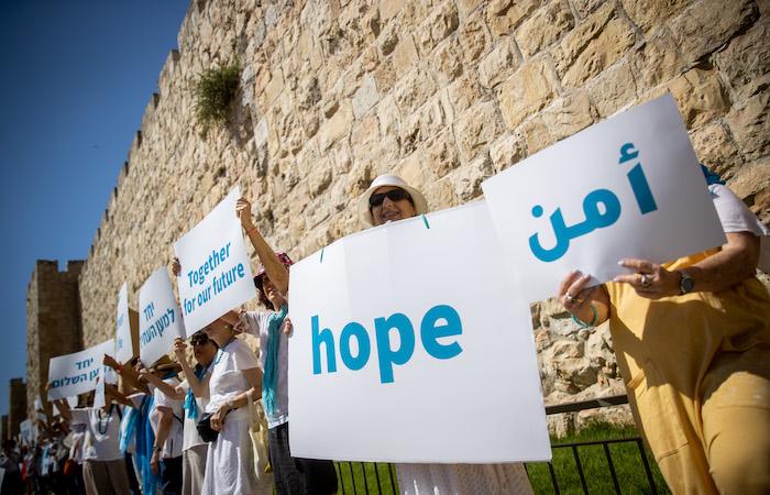Riaprire il dialogo per salvare Israele