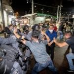 Gerusalemme scontri maggio 2021