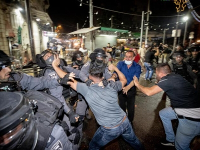 Le Chiese: Pace e giustizia per Gerusalemme!