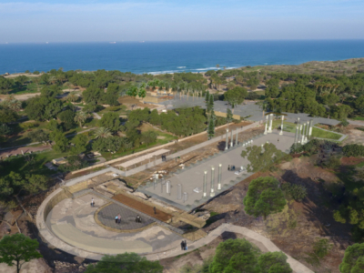 Ad Ashkelon rinasce una grandiosa basilica romana
