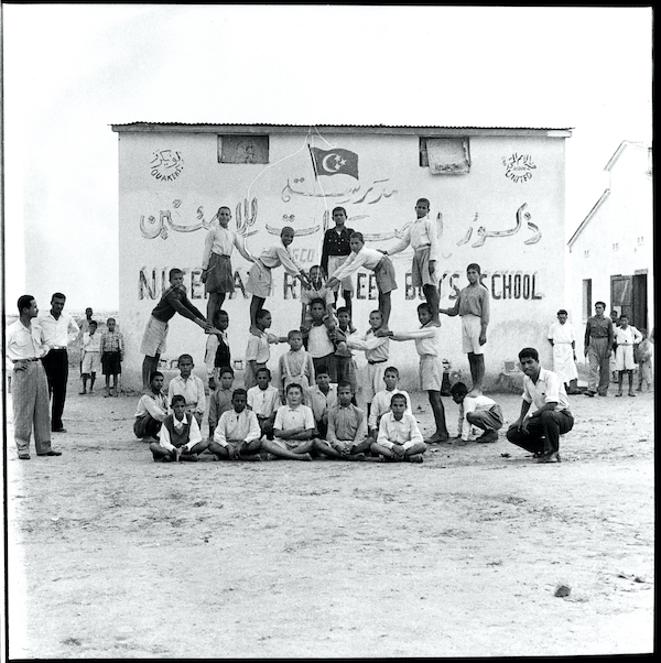 Gaza ragazzi acrobati