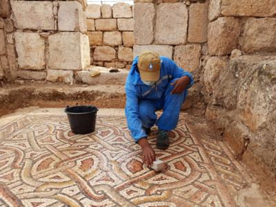 In Giordania nuove braccia per l'archeologia