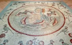 Ad Assisi in mostra i mosaici di Madaba e del Nebo
