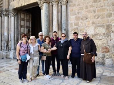 Primi gruppi italiani in Israele, con cautela