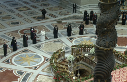 Il Papa in ascolto delle Chiese libanesi