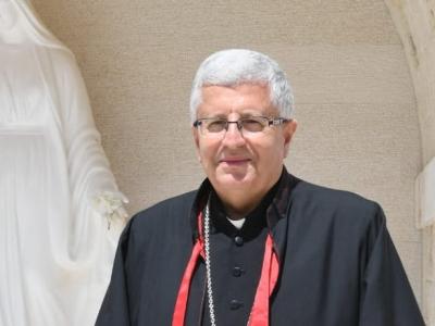 Selim Jean Sfeir arcivescovo maronita di Cipro