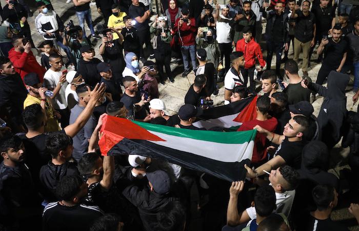 Una nuova cultura politica per i giovani palestinesi