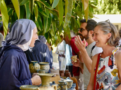 Una giornata di solidarietà per i religiosi cristiani