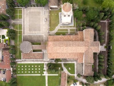 Pizzaballa ad Aquileia: il legame con i Luoghi santi