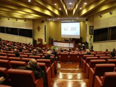 Avviato a Roma il Capitolo generale dei Frati Minori