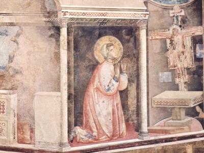 Francesco abbattitore di muri