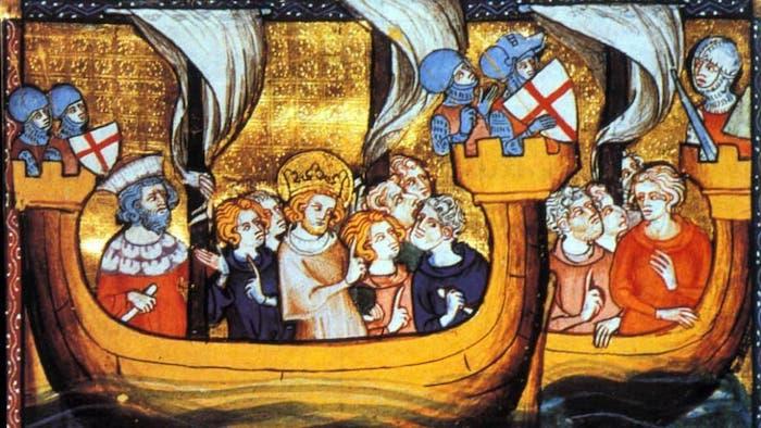 Così morirono i crociati a Sidone