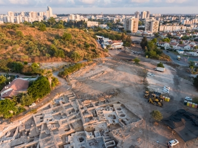 Da Yavne 1.500 anni fa il bianco di Gaza e Ashkelon